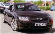 Audi TT for £8500