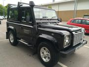 2006 LAND ROVER Landrover Defender 90 TD5 XS Java Black - 2006 wit