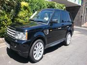2006 Land Rover Range Rover Sport 4.2,  2006,  Java Black,  Ivory Lea